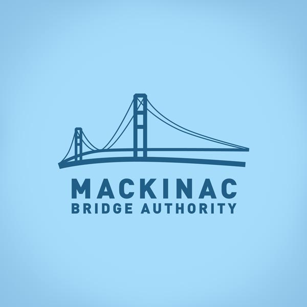 Mackinac Bridge Authority Logo