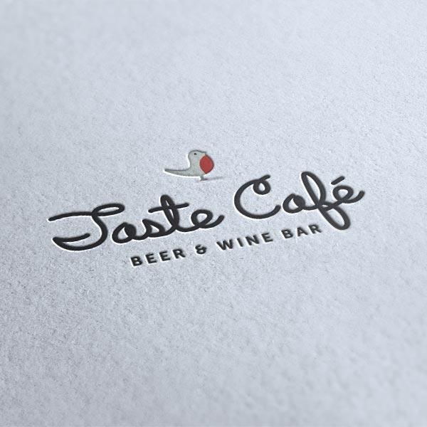 Taste Cafe Logo